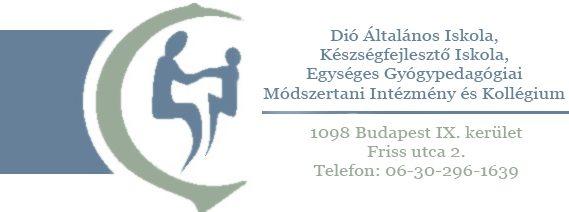 Logo for Dió Általános Iskola